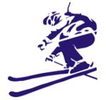 Ski- und Snowboard Logo